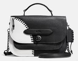 Coach-black-whipstitching-and-combination-of-black-and-white-leather