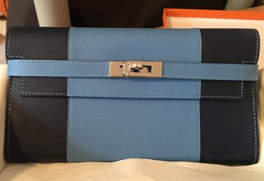 Hermes-Kelly-Flag-Wallet